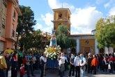 Un año m�s se celebr� el D�a de La Candelaria, 2 de febrero,  con la romer�a a la ermita de El Collao.