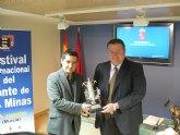 S.M. El Rey Juan Carlos I premiado en la convocatoria cultural del Festival Internacional del Cante de las Minas