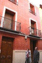 Obras Públicas rehabilita diez edificios del casco antiguo de Cieza