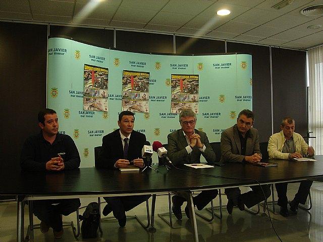 Los mejores pilotos de España se darán cita en el Campeonato Regional de Motonáutica que se celebra en San Javier los días 6 y 7 de febrero - 1, Foto 1
