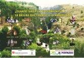 Campaña escolar de medio-ambiente, Grupo de Senderismo y Montaña 'El Portazgo'