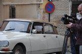 La serie documental Carreteras Secundarias graba un reportaje sobre el municipio de Mula