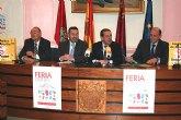 El Director General de Comercio y el alcalde de Alcantarilla presentan la Segunda Gran Feria Outlet