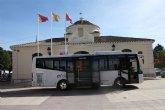 Se presenta un nuevo autobús  que recorrerá las calles de Torre-Pacheco