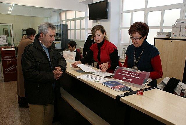 La Oficina de Información al Consumidor atendió a más de 500 ciudadanos y formó a 1.500 de escolares durante 2009 - 1, Foto 1