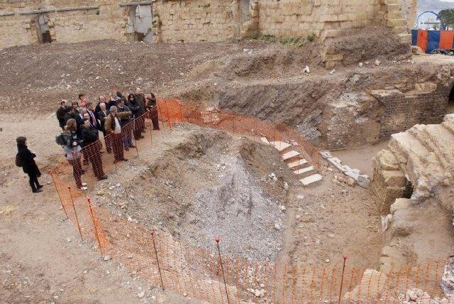 Cultura crea una comisión de expertos para recuperar el Anfiteatro Romano - 1, Foto 1