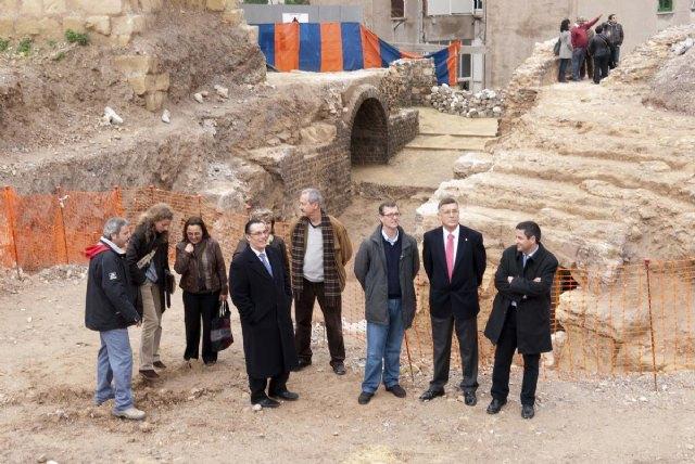 Cultura crea una comisión de expertos para recuperar el Anfiteatro Romano - 2, Foto 2