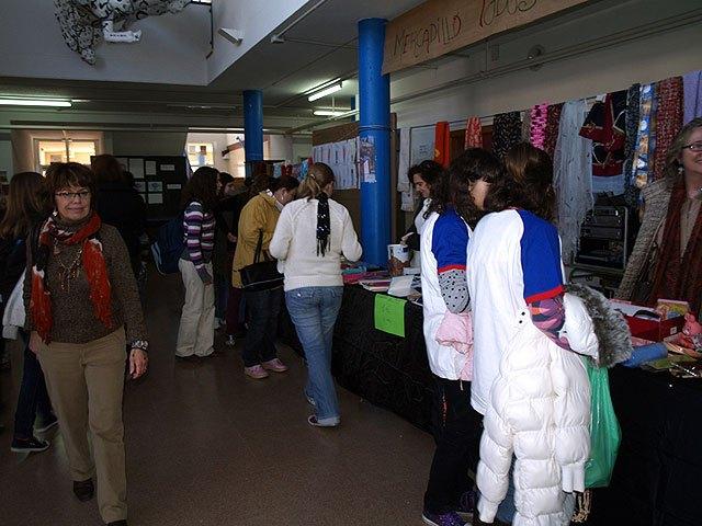 El IES Mar Menor recauda 1.732 euros en una jornada solidaria para Haití - 1, Foto 1