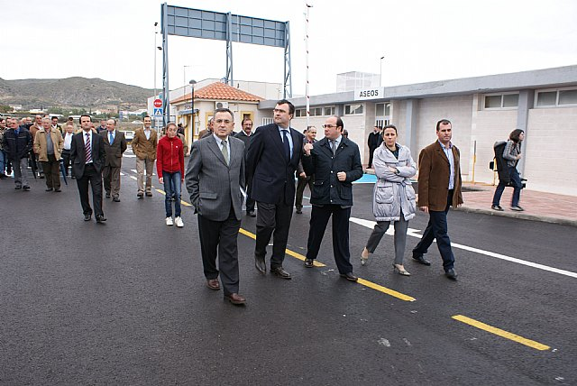 El Centro de Transportes de Puerto Lumbreras pone al servicio de los profesionales unas instalaciones modernizadas - 2, Foto 2