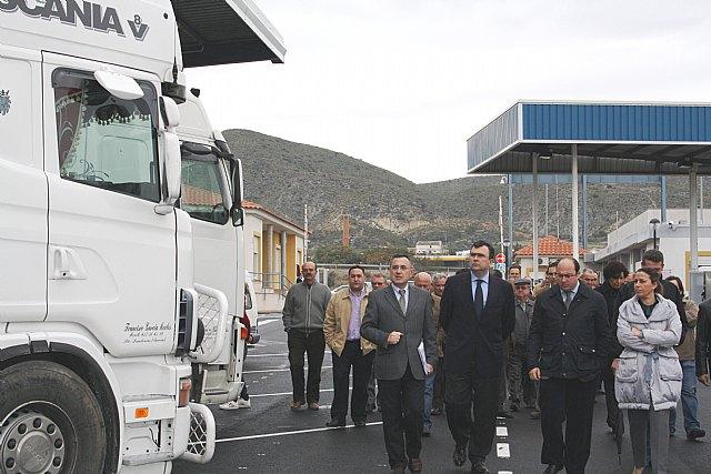 El Centro de Transportes de Puerto Lumbreras pone al servicio de los profesionales de la logística instalaciones de última generación - 2, Foto 2