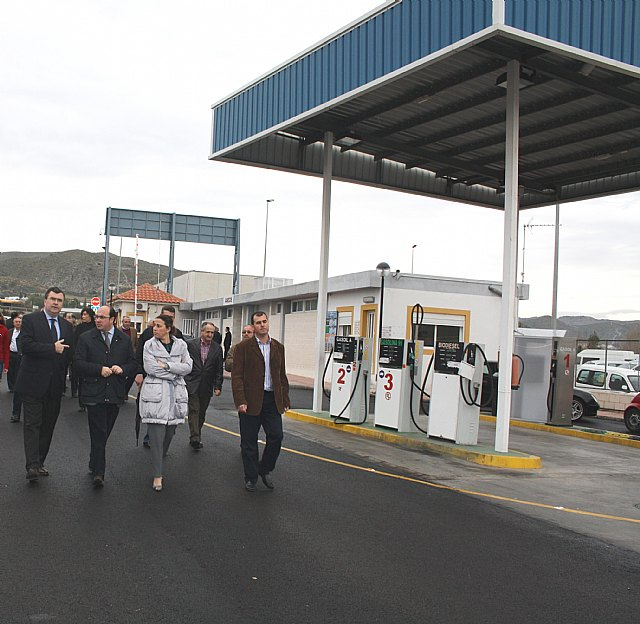 El Centro de Transportes de Puerto Lumbreras pone al servicio de los profesionales de la logística instalaciones de última generación - 3, Foto 3
