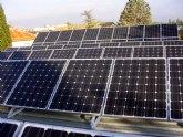 El ayuntamiento de Alcantarilla implantará  24 instalaciones solares fotovoltaicas en edificios públicos del municipio