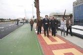El Centro de Transportes de Puerto Lumbreras pone al servicio de los profesionales de la logística instalaciones de última generación