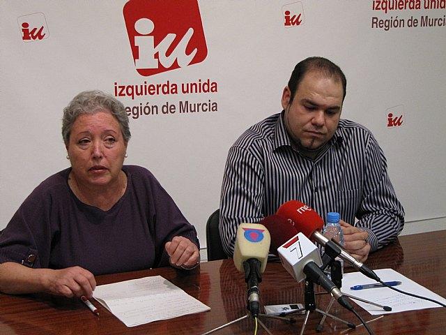 IU y PCRM crean el Foro por la Memoria de la Región de Murcia - 1, Foto 1