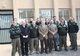 El consejero Antonio Cerdá inaugura en Mula un nuevo Centro Comarcal Medioambiental