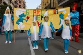 Con el desfile infantil de mañana, el baile de disfraces del sábado y el gran desfile del domingo, Alcantarilla celebra sus carnavales