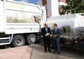 El Ayuntamiento y la Comunidad ponen en marcha un nuevo Plan de Limpieza Viaria bajo el lema 'Puerto Lumbreras se cuida'
