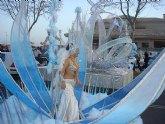 El presidente de Aidemar, Paco García pregona el carnaval de Santiago de la Ribera que este fin de semana elige a sus Reinas