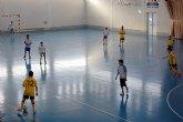 Los alumnos del CEIP Monte Anaor de Alguazas ganan la final escolar de fútbol sala y balonmano
