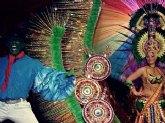 "Mayte Gómez de la comparsa ""Déjate Llevar"" se proclama Reina del Carnaval de Santiago de la Ribera 2010"