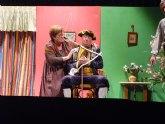 El grupo de teatro 'El Molinico', en el programa de TVE Telemurcia