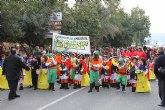 Desfile de Carnaval Infantil 2010