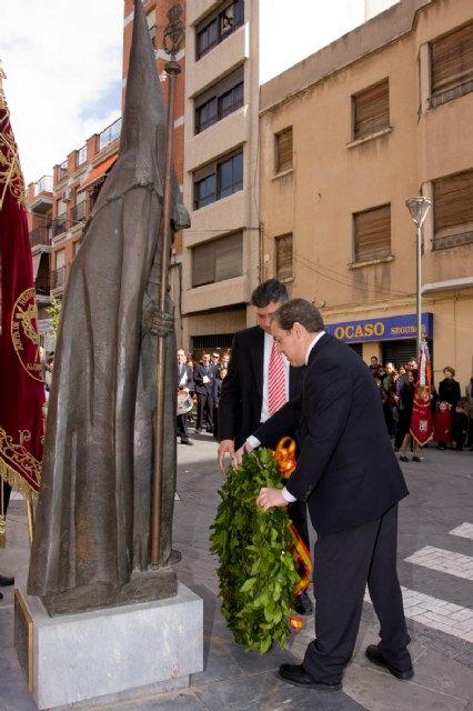El Viernes dan comienzo los actos programados para la celebración del Día del Nazareno en Alcantarilla - 1, Foto 1