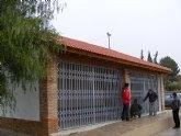 Visita a las obras y actuaciones del tramo Los Baños-Estación de la Luz en la Vía Verde