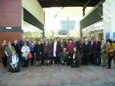El Centro Municipal de Personas Mayores de la Plaza de la Balsa Vieja organiza un programa que contempla más de una decena de viajes y salidas