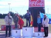 """La totanera Sandra Lombardo, del colegio """"Tierno Galván"""", se proclama subcampeona de la final regional de campo a través de Deporte Escolar"""
