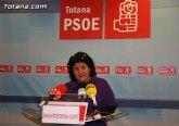 Los socialistas lamentan la 'caótica situación de la sanidad pública en Totana'