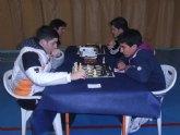 Un total de seis escolares de Totana participan en la segunda jornada regional de ajedrez de Deporte Escolar en la categoría open