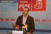 Los socialistas exigen a Andreo que aclare 'a qué manejo se ha prestado con la Ciudad Alimentaria'