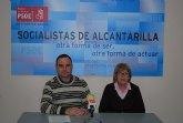El PSOE pide la mejora de las instalaciones deportivas de Alcantarilla