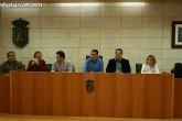 El Gobierno municipal constituye una mesa de trabajo, integrada por las organizaciones sindicales y los tres grupos políticos