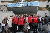 El PSOE inicia una ronda de movilizaciones para que el Rosell sea el segundo hospital de Cartagena