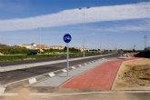 La red de carriles bici alcanzará los 30 kilómetros a finales de este año