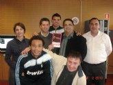 'Chendo' y jugadores del Real Madrid CF muestran su apoyo a D'Genes y FEDER