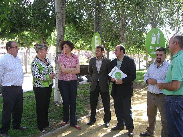 Ayuntamientos de Puerto Lumbreras, Amoeiro, El Burgo y Puebla de Sanabria, premios al desarrollo sostenible de Tragsa - 1, Foto 1
