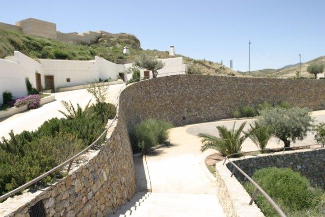 Puerto Lumbreras recibió  un 40% más de visitas turísticas organizadas durante el último año - 2, Foto 2