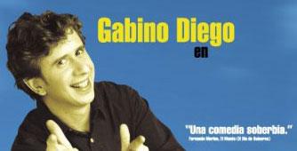 Cartagena volverá  a pasar una noche con Gabino Diego