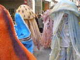 Más de dos horas de espectáculo con 17 comparsas y más de 1.200 personas disfrazadas en el único Desfile de Carnaval en Archena
