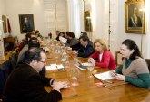 El Ayuntamiento apoya la creación del Colegio de Graduados Sociales de la Comarca