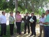 Ayuntamientos de Puerto Lumbreras, Amoeiro, El Burgo y Puebla de Sanabria, premios al desarrollo sostenible de Tragsa