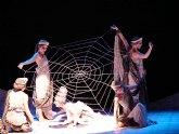 El Teatro Cine Moderno ofreció una obra maestra, el montaje que cierra la Trilogía de las Heroínas de la Tragedia, trasElektra y Medea
