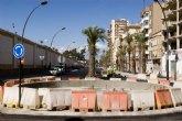 El asfaltado de la calle Real terminará el miércoles a mediodía