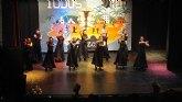 1.580 euros recaudados por Artistas & Punto en la Gala Benéfica 'Cieza, Todos con Haití'