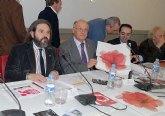 El alcalde de Cieza presentó  en la Universidad de Murcia la programación de la floración 2010