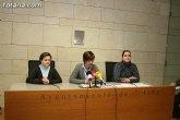 Cinco totaneras serán homenajeadas el próximo 8 de marzo, día de la mujer trabajadora