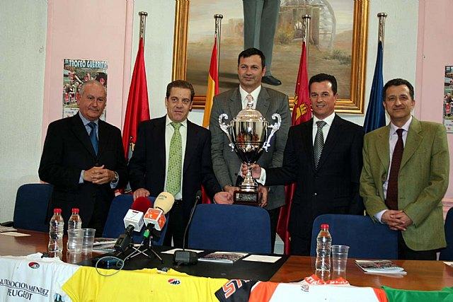 Presentado el XXI Trofeo Guerrita – Memorial Juan Romero y Diego Sánchez, prueba de la Copa de España élite y sub-23 - 1, Foto 1